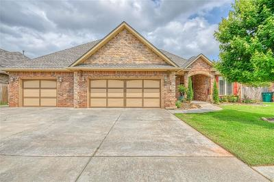 Yukon Single Family Home For Sale: 404 Old Home Place