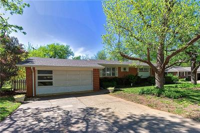Midwest City Single Family Home For Sale: 3005 Parklawn Drive