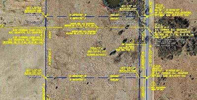 Blanchard Residential Lots & Land For Sale: 2260 County Street 2940 Street