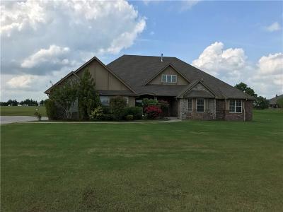 Noble Single Family Home For Sale: 5861 Whispering Lake Drive