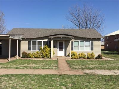 Weatherford Single Family Home For Sale: 512 N State Street