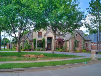 Norman Single Family Home For Sale: 4617 Flint Ridge Drive