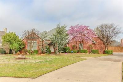 Norman Single Family Home For Sale: 3705 Calais Court