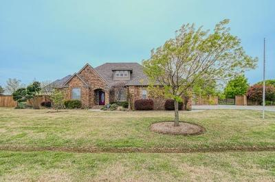 Goldsby OK Single Family Home For Sale: $397,500