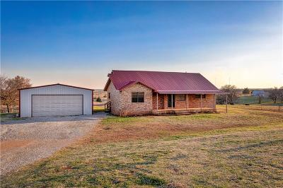 Beckham County Single Family Home For Sale: 19688 E 1080 Road