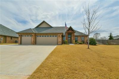 Oklahoma City Single Family Home For Sale: 24 SW 168th Street