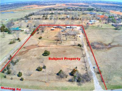 Yukon Residential Lots & Land For Sale: 2820 S Mustang Road