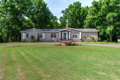 Lincoln County Single Family Home For Sale: 345363 E 910 Road