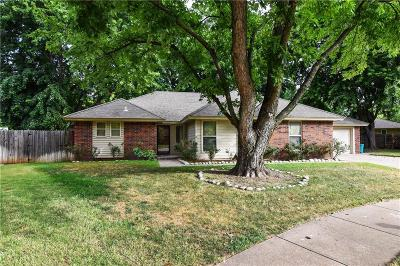 Norman Single Family Home For Sale: 4109 Morrison Court
