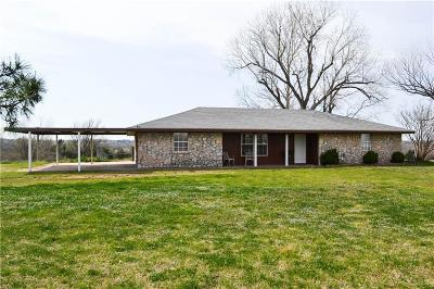 Lincoln County Single Family Home For Sale: 920311 S 3310 Road