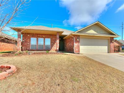 Edmond Single Family Home For Sale: 4909 NW 164th Terrace