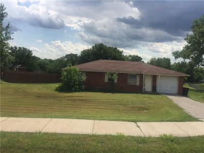 Wellston Single Family Home For Sale: 115 Hayes Drive