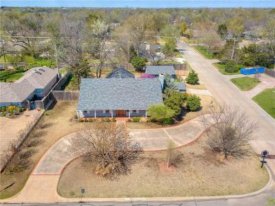 Nichols Hills Single Family Home For Sale: 1801 Drakestone Avenue