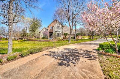 Edmond Single Family Home For Sale: 12620 Old Country Road