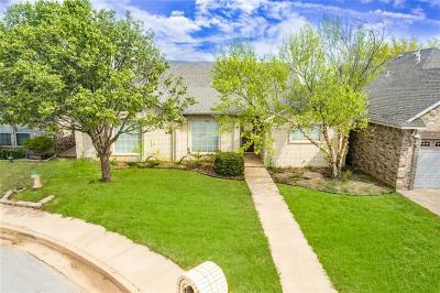 Altus Single Family Home For Sale: 309 Tiera Rica Circle