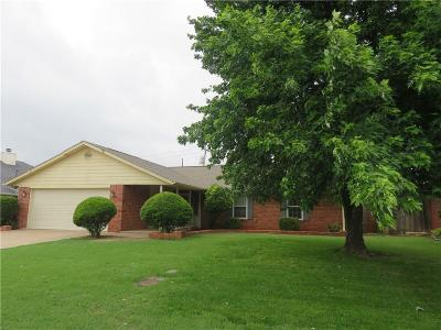 Altus Single Family Home For Sale: 1112 Ruth Road