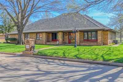 Chickasha Single Family Home For Sale: 2819 Country Club Drive