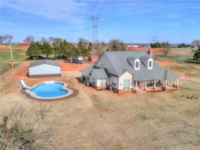 Oklahoma City Single Family Home For Sale: 10000 Coldstream Lane