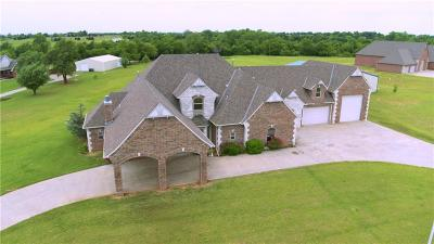 Single Family Home For Sale: 5601 Hidden Meadow Drive
