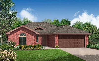 Yukon Single Family Home For Sale: 1237 Hickory Creek Drive