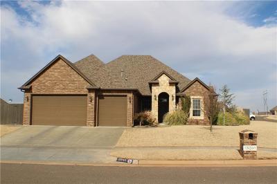Yukon Single Family Home For Sale: 13201 N 6th Street