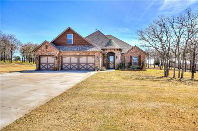 Choctaw Single Family Home For Sale: 8412 Chantel Drive