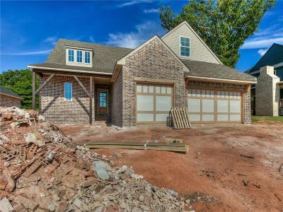 Edmond Single Family Home For Sale: 1532 Mason Lane