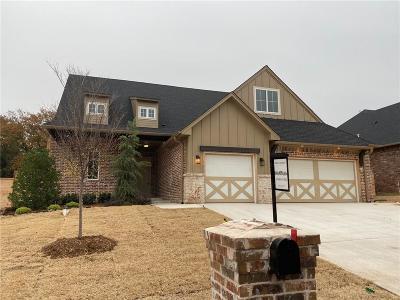 Edmond Single Family Home For Sale: 1516 Mason Lane