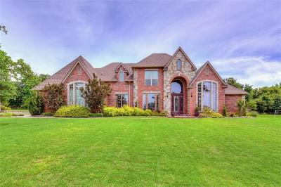 Midwest City Single Family Home For Sale: 12040 Tuscany Ridge Road