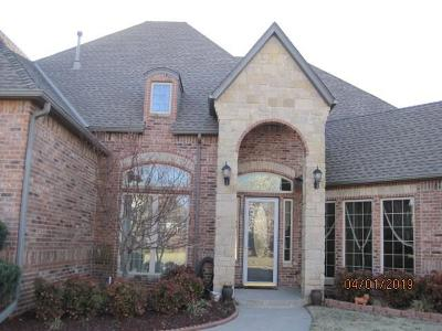 Single Family Home For Sale: 3517 Walden Estates Drive