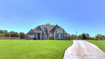 Choctaw Single Family Home For Sale: 930 Hunters Hollow