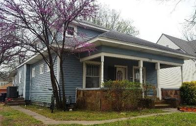 Shawnee Single Family Home For Sale: 727 N Louisa Avenue