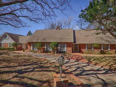 Edmond, Midwest City, Moore, Mustang, Oklahoma City, Yukon Single Family Home For Sale: 515 N Coltrane Road
