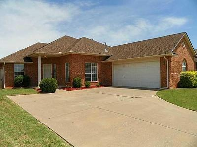 Edmond Single Family Home For Sale: 2809 NW 166th Street