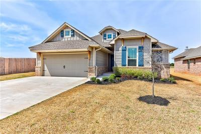 Moore Single Family Home For Sale: 3425 Superior Drive