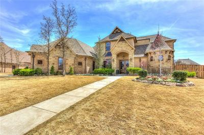 Edmond, Midwest City, Moore, Mustang, Oklahoma City, Yukon Single Family Home For Sale: 2216 Open Trail Road