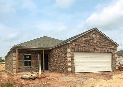Midwest City Single Family Home For Sale: 943 Karlee Court