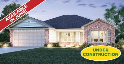 Midwest City Single Family Home Pending: 934 Karlee Court