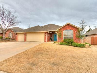 Noble Single Family Home For Sale: 322 Treyton Place