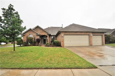 Oklahoma City Single Family Home For Sale: 5800 Holly Brooke Lane
