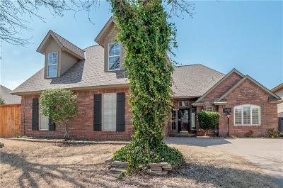 Single Family Home For Sale: 14709 Brasswood Boulevard