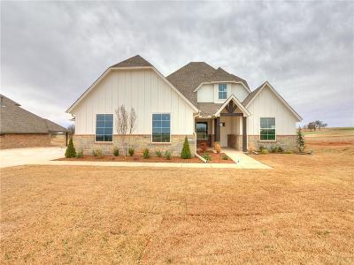Blanchard Single Family Home For Sale: 2289 Summit Circle