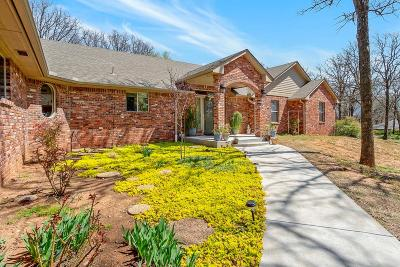 Norman Single Family Home For Sale: 6513 Crooked Oak Drive