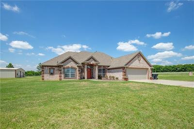 Oklahoma City Single Family Home For Sale: 11901 Forrest Spring Drive