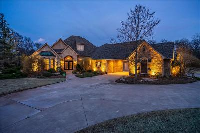 Oklahoma City Single Family Home For Sale: 10200 Olde Tuscany