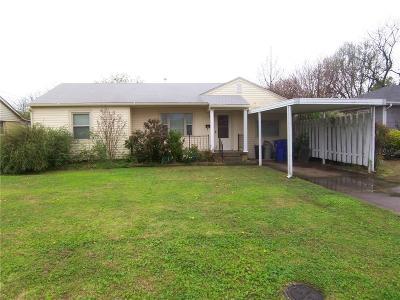 Norman Single Family Home For Sale: 114 E Vida Way