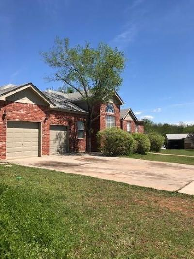 Midwest City Single Family Home For Sale: 6109 SE 4th Street