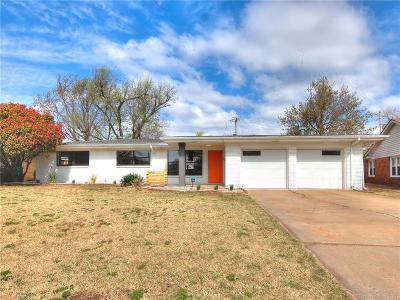 Oklahoma City Single Family Home For Sale: 7109 N Independence Avenue