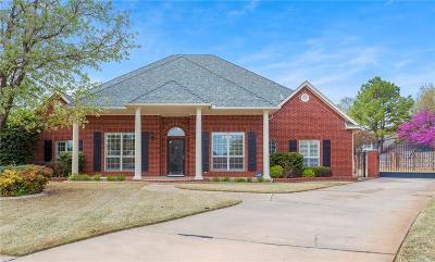 Oklahoma City Single Family Home For Sale: 2733 SW 124th Terrace