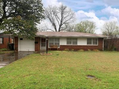 Oklahoma City Single Family Home Sold: 2633 Lakeside Drives